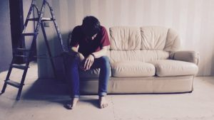 prehlad simptomi - utrujenost