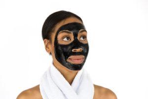 maska za obraz - kelp