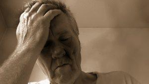 neprestana utrujenost in zaspanost
