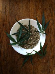 konopljina semena hranilna vrednost