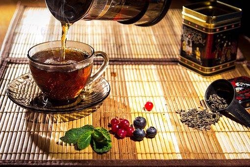 grahovec čaj
