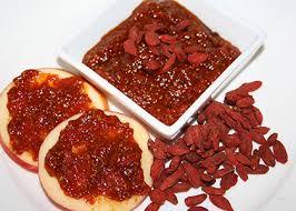goji jagode marmelada