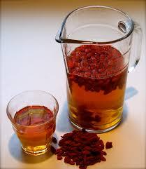 goji jagode čaj
